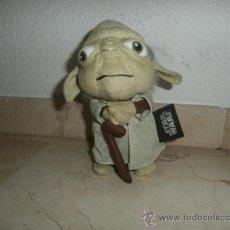 Figuras y Muñecos Star Wars: STAR WARS - MUÑECO DE PELUCHE, YODA.MIDE 20 CM NO JUGADO 111-1. Lote 38679810