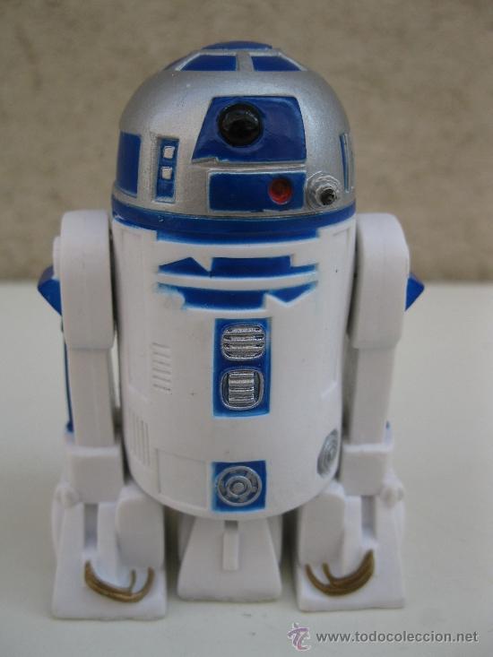 R2D2 - FIGURA DE PVC - STAR WARS. (Juguetes - Figuras de Acción - Star Wars)
