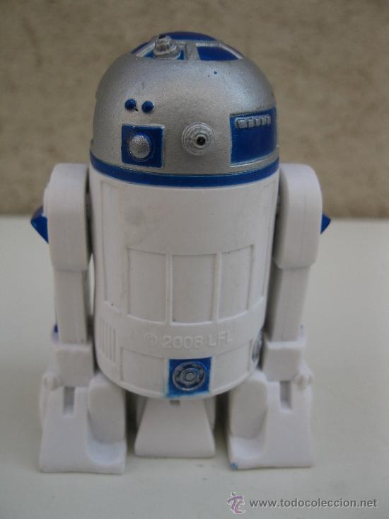 Figuras y Muñecos Star Wars: R2D2 - FIGURA DE PVC - STAR WARS. - Foto 2 - 38782877