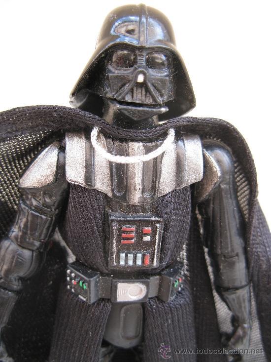 Figuras y Muñecos Star Wars: DARTH VADER - FIGURA ARTICULADA - STAR WARS - HASBRO. - Foto 2 - 38782943