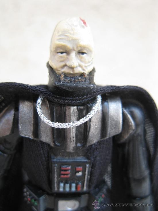 Figuras y Muñecos Star Wars: DARTH VADER - FIGURA ARTICULADA - STAR WARS - HASBRO. - Foto 3 - 38782943