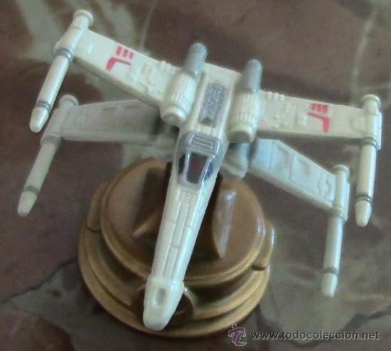 Figuras y Muñecos Star Wars: Figura nave X-Wing de Star Wars - Juego de ajedrez - Foto 2 - 38974641