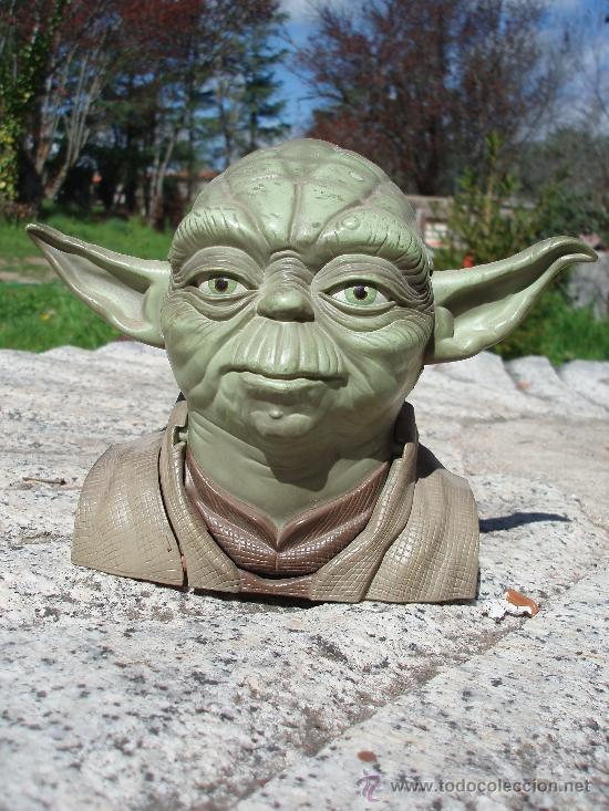 Figuras y Muñecos Star Wars: Star wars. Yoda y C3PO - Foto 4 - 39077595