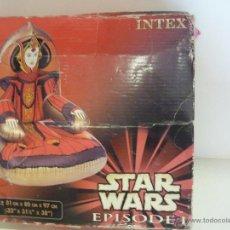 Figuras y Muñecos Star Wars: STAR WARS EPISODIO 1 . INTEX SILLA SILLON HINCHABLE. Lote 39370134