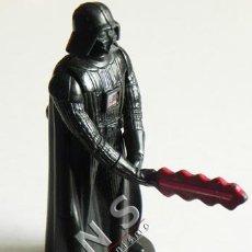 Figuras y Muñecos Star Wars: DARTH VADER MUÑECO ARTICULADO JUGUETE BURGER KING - FIGURA GUERRA DE LAS GALAXIAS STAR WARS CINE. Lote 39962092