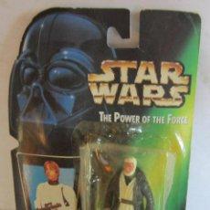 Figuras y Muñecos Star Wars: FIGURA STAR WARS, OBI WAN KENOBI, EN BLISTER. CC. Lote 40171438