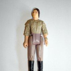 Figuras y Muñecos Star Wars: LEIA COMBAT PONCHO - FIGURA STAR WARS VINTAGE ORIGINAL AÑO 1984 KENNER. Lote 40229218