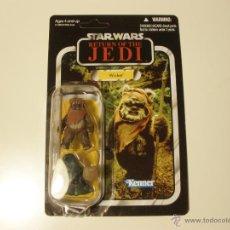Figuras y Muñecos Star Wars: STAR WARS VINTAGE COLLECTION. WICKET. UNPUNCHED.. Lote 40494304