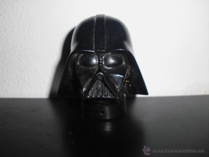 MUÑECO FIGURA CABEZA TRASNFORMABLE DE DARK VADER STARWARS STAR WARS MCDONALD´S (Juguetes - Figuras de Acción - Star Wars)