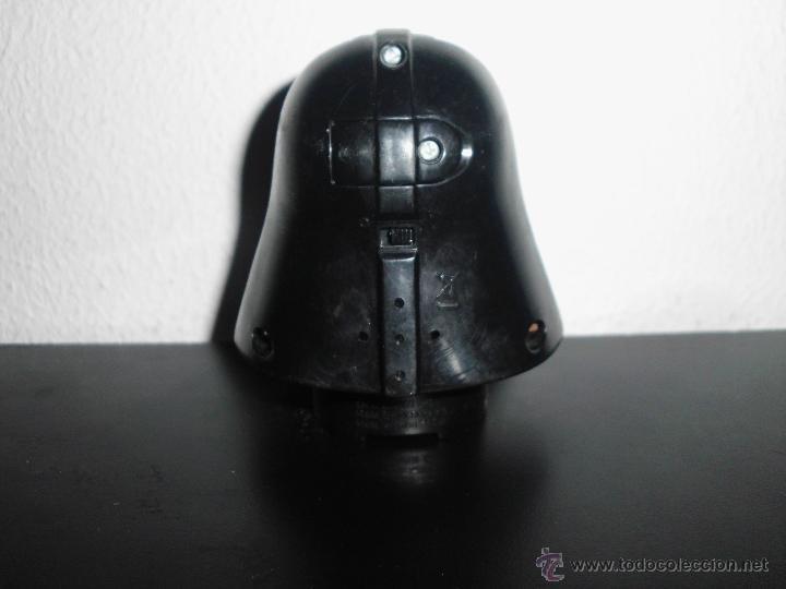 Figuras y Muñecos Star Wars: muñeco figura cabeza trasnformable de dark vader starwars star wars mcdonald´s - Foto 2 - 40649173