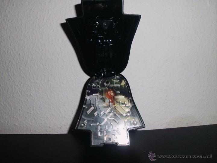 Figuras y Muñecos Star Wars: muñeco figura cabeza trasnformable de dark vader starwars star wars mcdonald´s - Foto 3 - 40649173