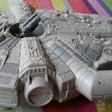 Figuras y Muñecos Star Wars: NAVE HALCÓN MILENARIO STAR WARS LEWIS GALOOB 1995 . Lote 40754035