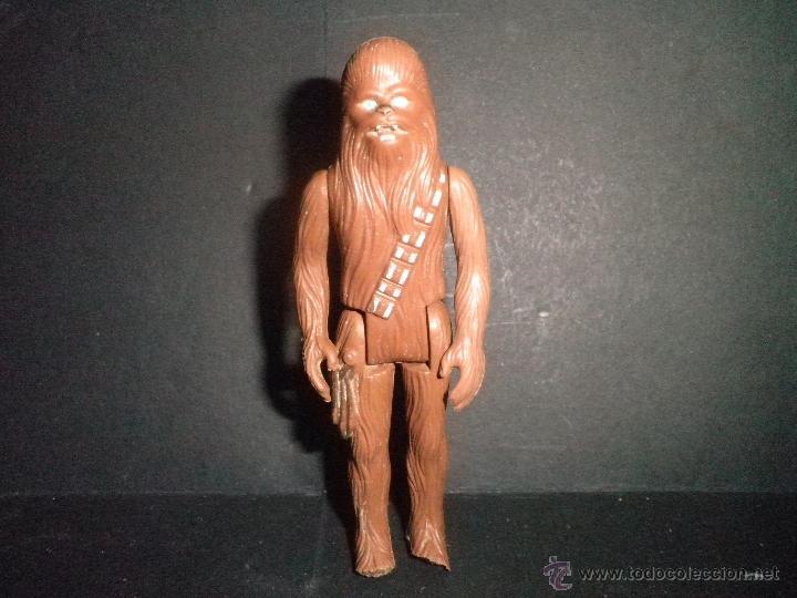 FIGURA CHEWAKA STAR WARS 1977 (Juguetes - Figuras de Acción - Star Wars)