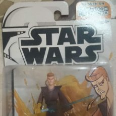 Figuras y Muñecos Star Wars: STAR WARS,CLONE WARS-ANAKIN SKYWALKER-CARTOON NETWORK-2005. Lote 40989830