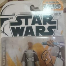 Figuras y Muñecos Star Wars: STAR WARS,CLONE WARS-MACE WINDU-CARTOON NETWORK-2005. Lote 40989956
