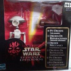 Figuras y Muñecos Star Wars: DROIDS DE REPARACIONES STAR WARS EPISODIO 1 NUEVO EN CAJA. Lote 41172932