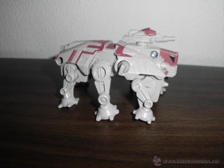 Figuras y Muñecos Star Wars: muñeco figura nave starwars la guerra de las galaxias star wars mcdonalds mcdonald´s - Foto 2 - 142233021