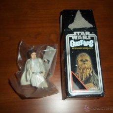 Figuras y Muñecos Star Wars: STAR WARS BUST-UPS SERIE 1 MICRO-BUST MODEL KITS. Lote 41246641