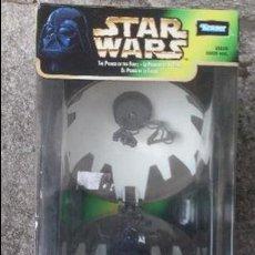 Figuras y Muñecos Star Wars: STAR WARS DARTH VADER & DEAD STAR KENNER 2º GENERACIÓN. Lote 34848458