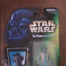 Figuras y Muñecos Star Wars: STAR WARS POWER OF THE FORCE-GREEDO. Lote 34922679