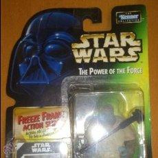 Figuras y Muñecos Star Wars: STAR WARS KENNER POWER OF THE FORCE-POTE SNITKIN, EXCLUSIVO, CON FOTOGRAMA OFICIAL DE LA PELICULA. Lote 34922703