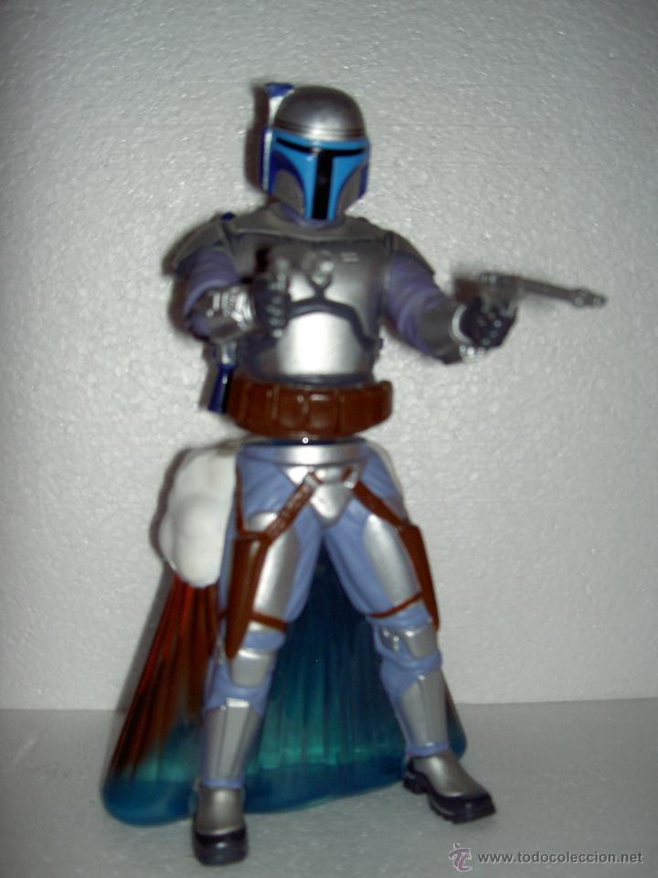 Figuras y Muñecos Star Wars: FIGURA JANGO STAR WARS GUERRA DE LAS GALAXIAS - Foto 2 - 42166834