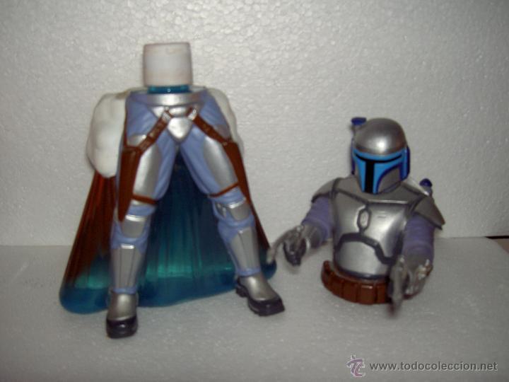 Figuras y Muñecos Star Wars: FIGURA JANGO STAR WARS GUERRA DE LAS GALAXIAS - Foto 3 - 42166834
