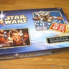 Figuras y Muñecos Star Wars: JUEGO DE STAR WARS - EL ATAQUE DE LOS CLONES - RESCUE ON GEONOSIS BOARD GAME. Lote 42492862