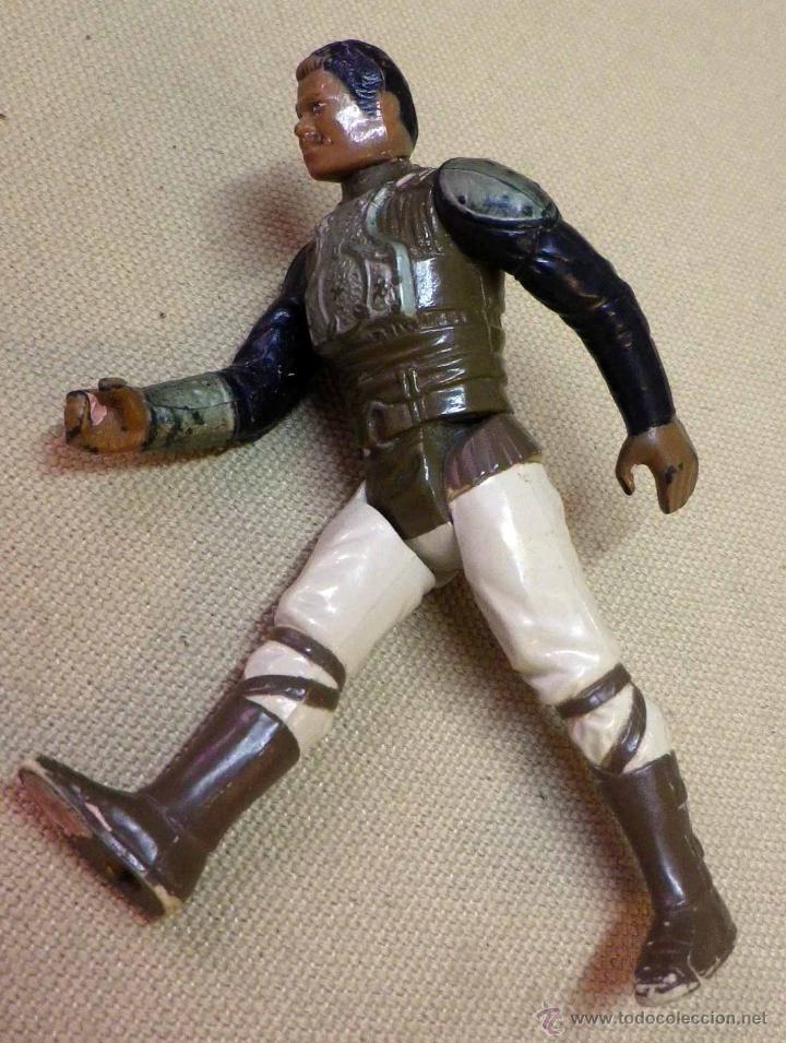 Figuras y Muñecos Star Wars: FIGURA STAR WARS LANDO SKIFF GUARD, VINTAGE, AÑOS 80. - Foto 2 - 42667984