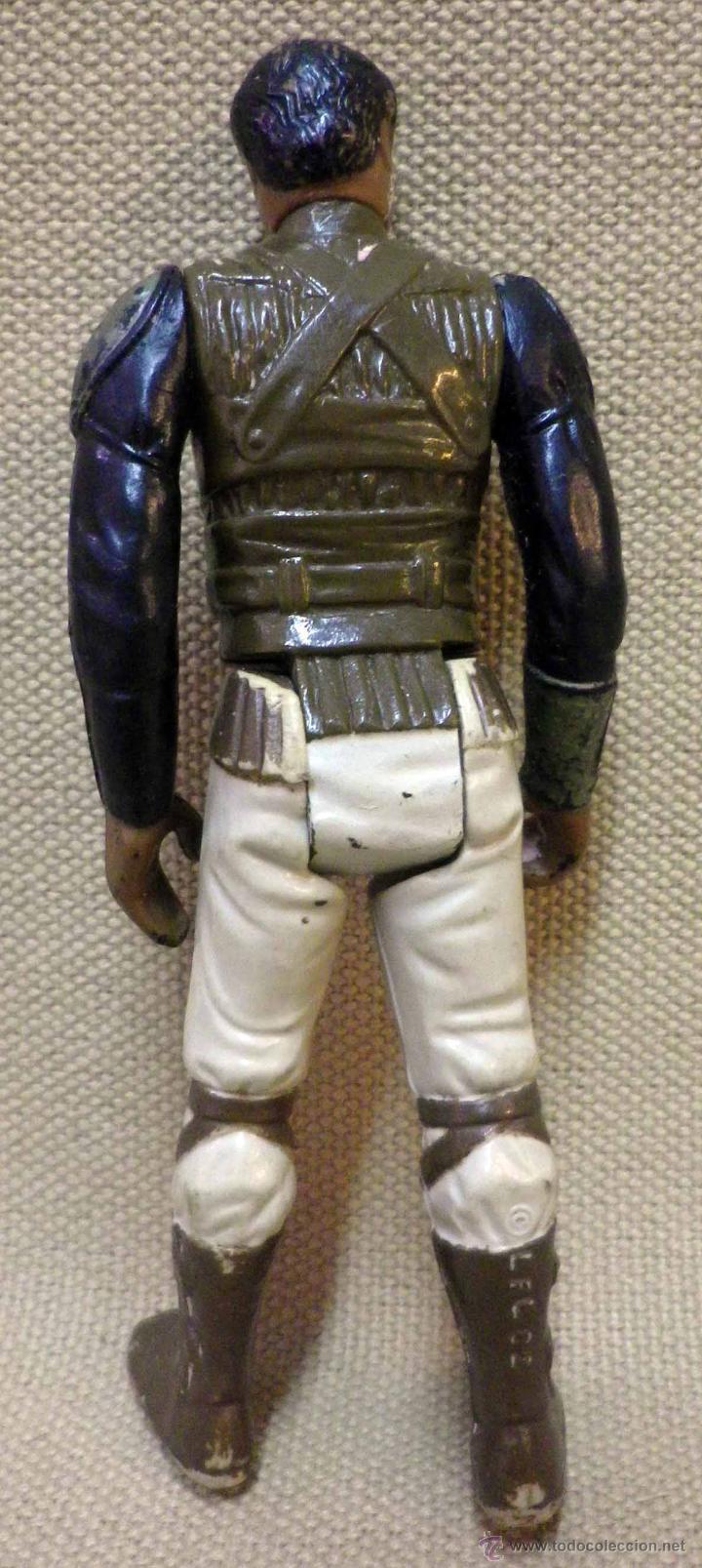 Figuras y Muñecos Star Wars: FIGURA STAR WARS LANDO SKIFF GUARD, VINTAGE, AÑOS 80. - Foto 4 - 42667984