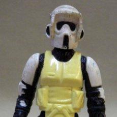 Figuras y Muñecos Star Wars - FIGURA STAR WARS Biker Scout Trooper, VINTAGE, AÑO 1983. - 42727883