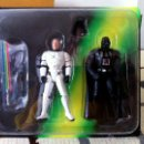 Figuras y Muñecos Star Wars: STAR WARS. FIGURAS EXCLUSIVAS DEL JUEGO STAR WARS ESCAPE THE DEATH STAR ACTION FIGURE GAME.. Lote 27217351
