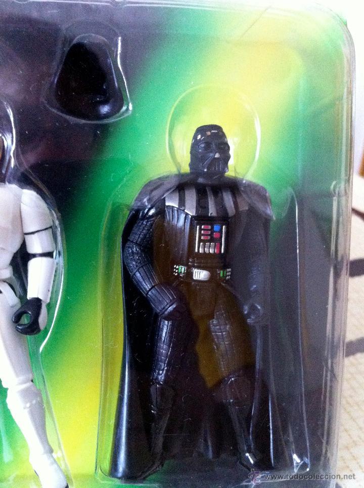 Figuras y Muñecos Star Wars: Star Wars. Figuras exclusivas del juego Star Wars Escape the Death Star Action Figure Game. - Foto 6 - 27217351