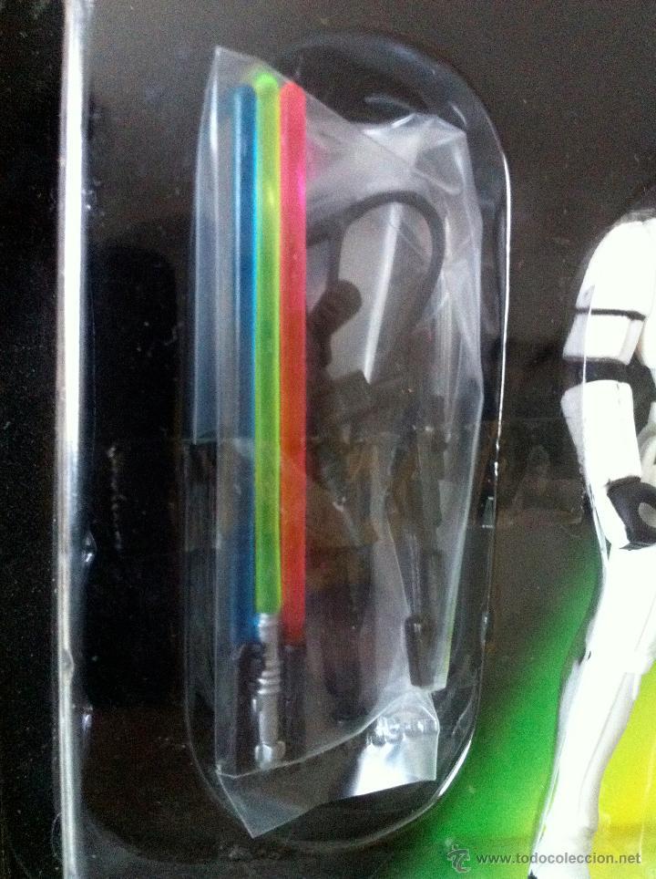 Figuras y Muñecos Star Wars: Star Wars. Figuras exclusivas del juego Star Wars Escape the Death Star Action Figure Game. - Foto 7 - 27217351