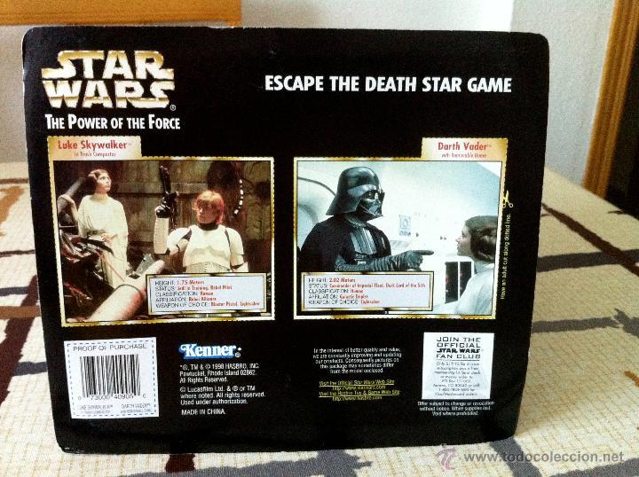 Figuras y Muñecos Star Wars: Star Wars. Figuras exclusivas del juego Star Wars Escape the Death Star Action Figure Game. - Foto 8 - 27217351