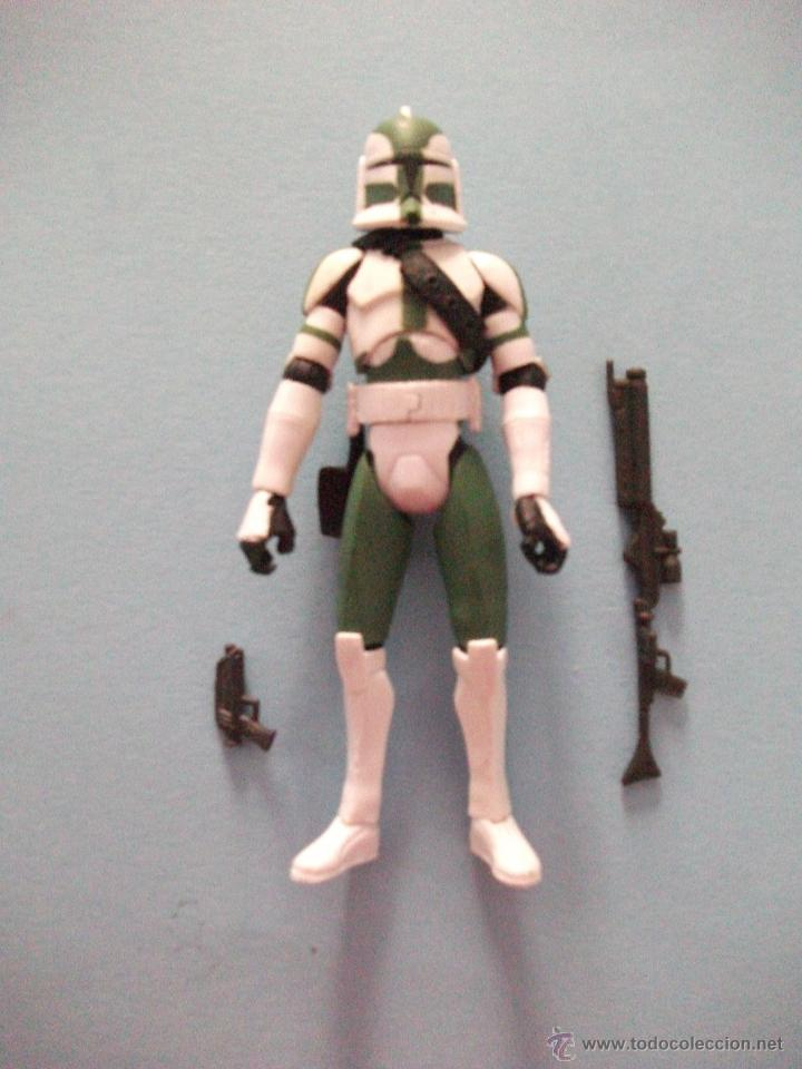 Star wars the clone wars commander gree - Sold through
