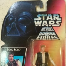 Figuras y Muñecos Star Wars: STAR WARS KENNER 95 HAN SOLO. Lote 43293657