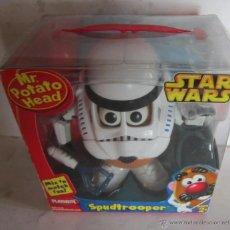 Figuras y Muñecos Star Wars: MR. POTATO STAR WARS, PLAYSKOOL, AÑO 2006, EN CAJA. CC. Lote 43302590