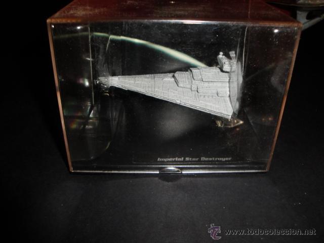 Figuras y Muñecos Star Wars: Star Wars - La Guerra de las Galaxias - Star Wars Nave Imperial Star Destroyer - Foto 3 - 43400218