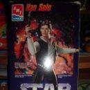 Figuras y Muñecos Star Wars: FIGURA DE HAN SOLO 1/6 EN VINILO PARA MONTAR Y PINTAR EDICION COLECCIONISTA COMPLETA. Lote 43518279
