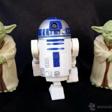 Figuras y Muñecos Star Wars: LOTE STAR WARS MCDONALD'S JODA / R2D2 IN WORKING CONDITION. Lote 43628727