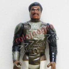 Figuras y Muñecos Star Wars: MUÑECO LANDO CALRISSIAN PERSONAJE LA GUERRA DE LAS GALAXIAS STAR WARS JUGUETE FIGURA ACCIÓN AÑOS 80. Lote 43775288