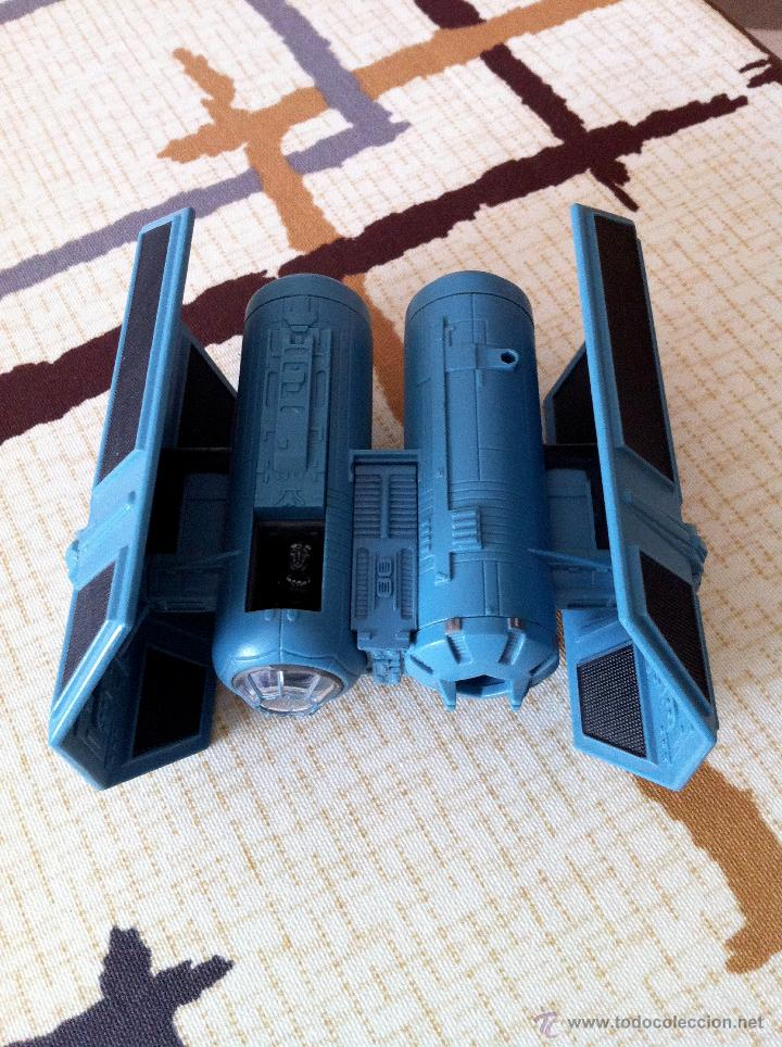 Figuras y Muñecos Star Wars: Nave Action Fleet STAR WARS. TIE BOMBER. Perfecto. Con misil incluido. - Foto 6 - 31935039