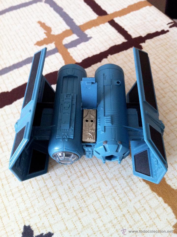 Figuras y Muñecos Star Wars: Nave Action Fleet STAR WARS. TIE BOMBER. Perfecto. Con misil incluido. - Foto 7 - 31935039