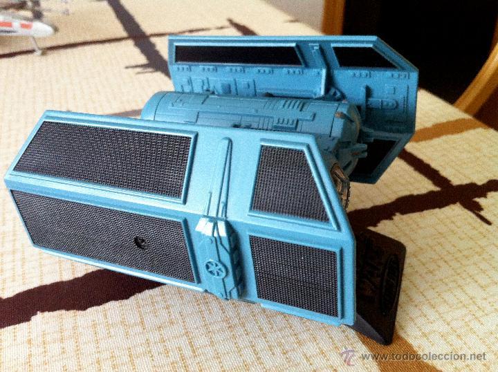 Figuras y Muñecos Star Wars: Nave Action Fleet STAR WARS. TIE BOMBER. Perfecto. Con misil incluido. - Foto 10 - 31935039