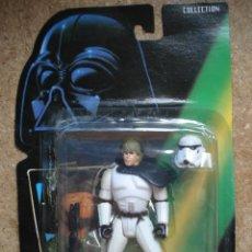 Figuras y Muñecos Star Wars: LUKE SKYWALKER DE SOLDADO IMPERIAL (STORMTROOPER). FIGURA STAR WARS DE 13,5 CM.. Lote 44179555