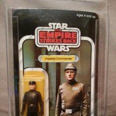 Figuras y Muñecos Star Wars: STAR WARS VINTAGE PALITOY 1981 - IMPERIAL COMMANDER - ESB - MOC - 41 BACK. Lote 45025528
