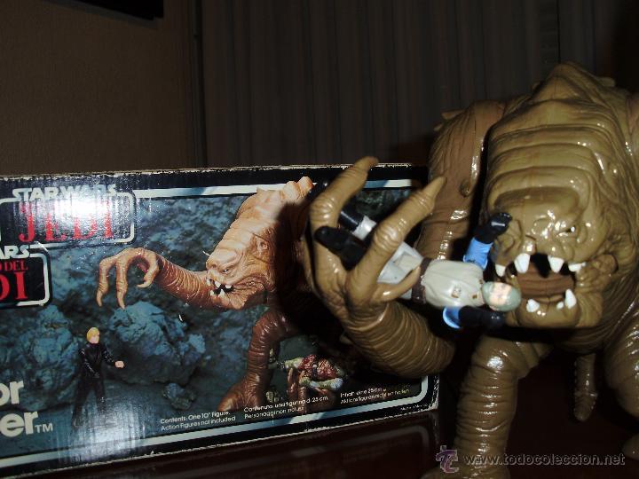 Figuras y Muñecos Star Wars: este rancor se sale - Foto 4 - 45072806