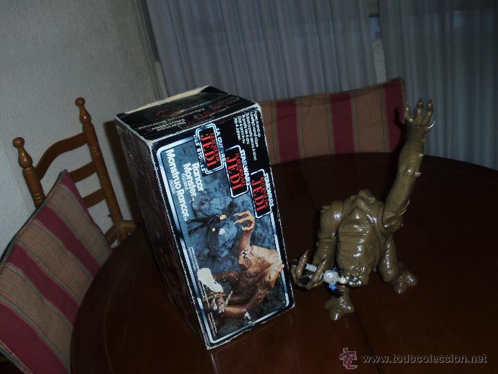 Figuras y Muñecos Star Wars: puro vintage - Foto 8 - 45072806
