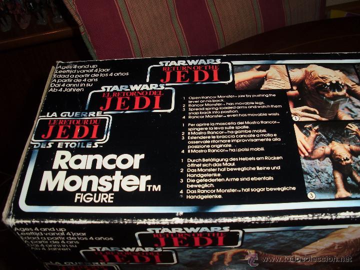 Figuras y Muñecos Star Wars: el material vintage es lo mejor - Foto 9 - 45072806